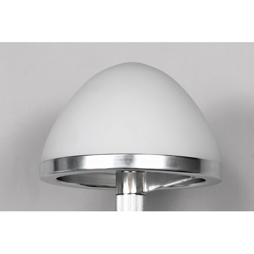 "Control Brand Samantha 18.12"" H Table Lamp with Bowl Shade"