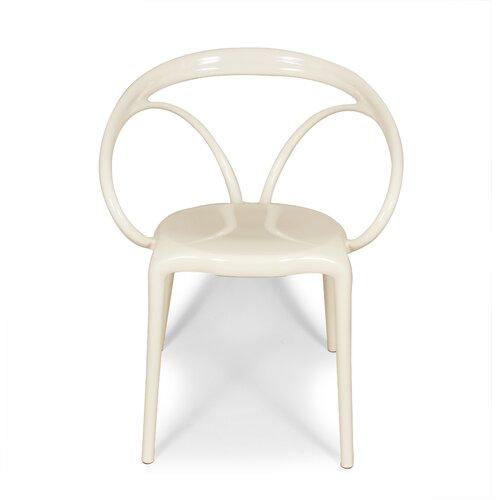 Pretzel Arm Chair