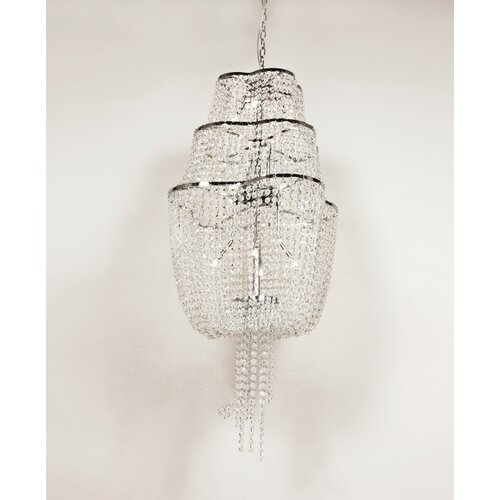 Angelica 16 Light Crystal Chandelier