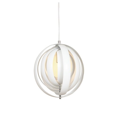 Ida 1 Light Globe Pendant