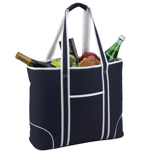 Picnic At Ascot Classic Large Insulated Tote Picnic Cooler