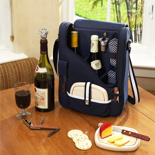 Picnic At Ascot Bold Pinot  Wine and Cheese Cooler
