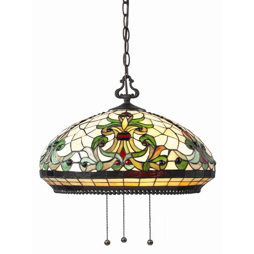 Z-Lite Templeton 3 Light Pendant