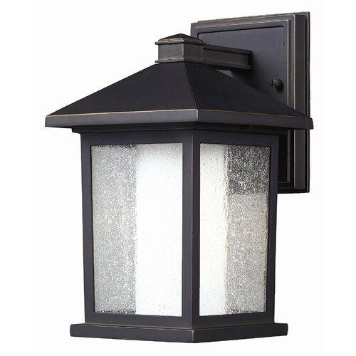 Z-Lite Mesa 1 Light Outdoor Wall Lantern