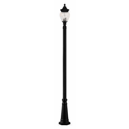 Z-Lite Devonshire Outdoor Post Lantern Set