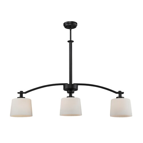 Z-Lite Arlington 3 Light Kitchen Island Pendant