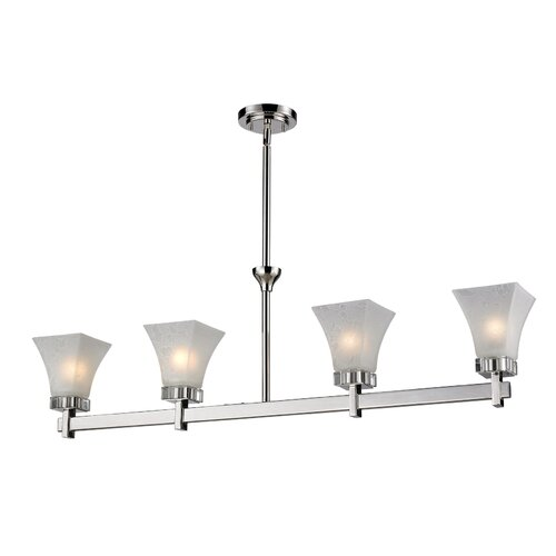 Pershing 4 Light Billiard Lighting