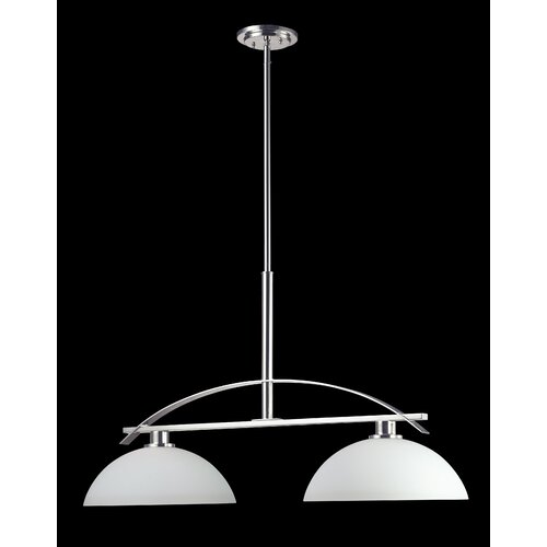 Ellipse 2 Light Kitchen Pendant Lighting