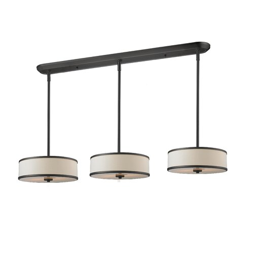 Z-Lite Cameo 9 Light Kitchen Pendant Lighting