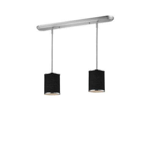 Cameo 2 Light Kitchen Pendant Lighting