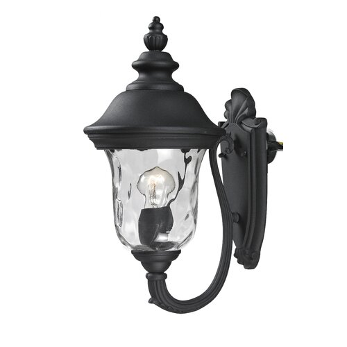 Z-Lite Armstrong 2 Light Outdoor Wall Lantern