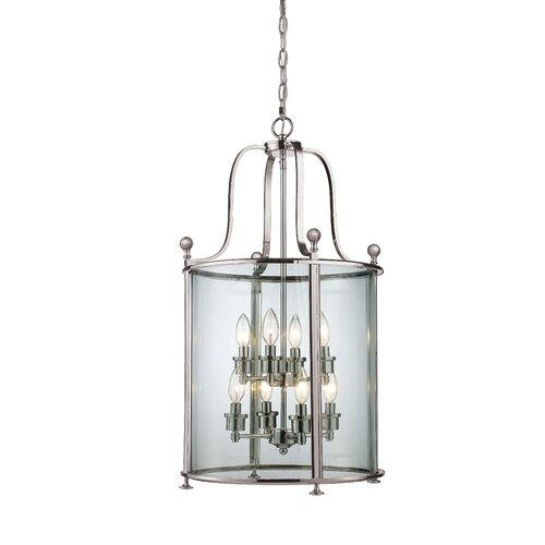 Wyndham 8 Light Foyer Pendant