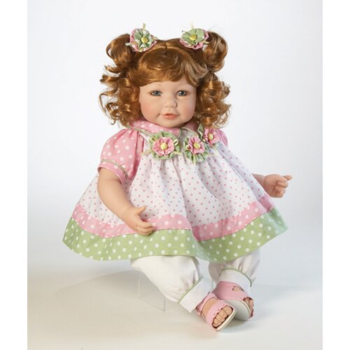 Baby Doll Tutti Fruity - Red Hair / Blue Eyes