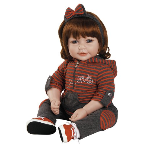 Adora Dolls Pedal Pusher Baby Doll