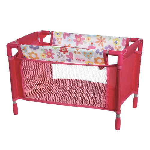 Adora Dolls Doll Accessories Playpen Bed