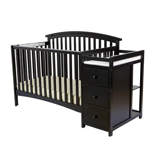 Niko 5 in 1 Convertible Crib with Changer