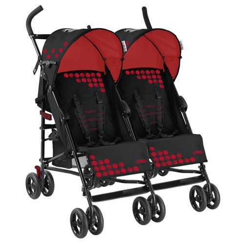 Dream On Me/Mia Moda Facile Twin Stroller