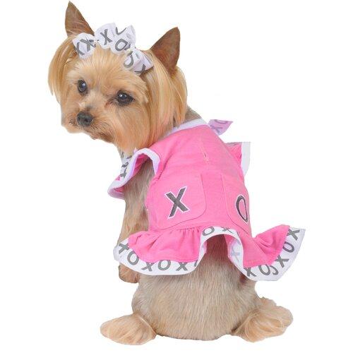 Max's Closet X and O Pocket Dress