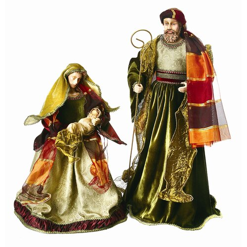 Regency International Royal Holy Family Figurine Set