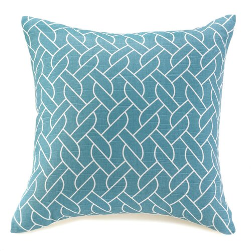 Waterfront on the Ropes Decorative Pillow