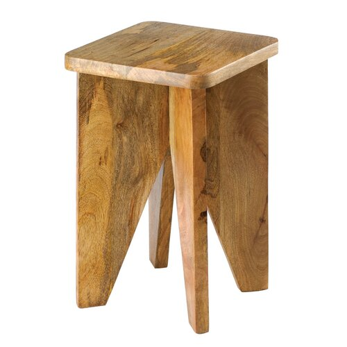 Signature Series Arcadian Wood Stool
