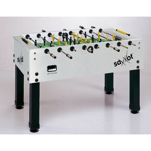 Garlando Master Cup Zaxxot Foosball Table with Sanded Glass Playfield
