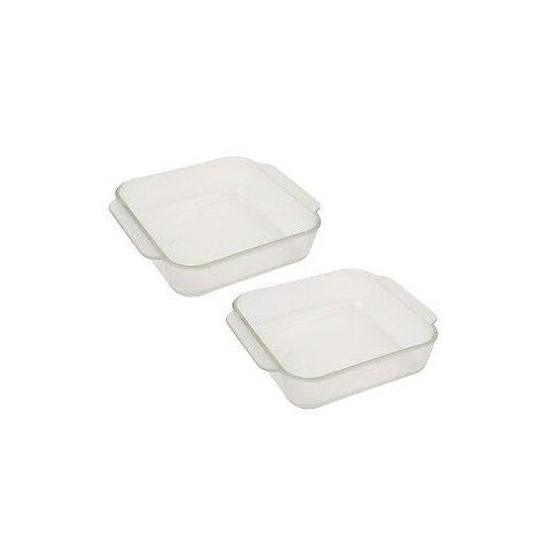 Green Apple Cookware 2 Piece Square Non-Stick Bakeware Set