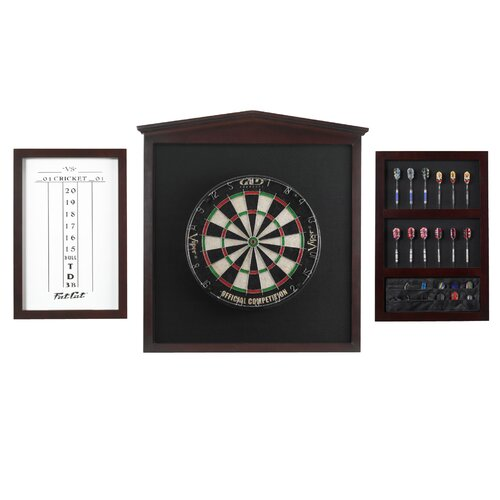 Viper Championship Dart Board Backboard Set