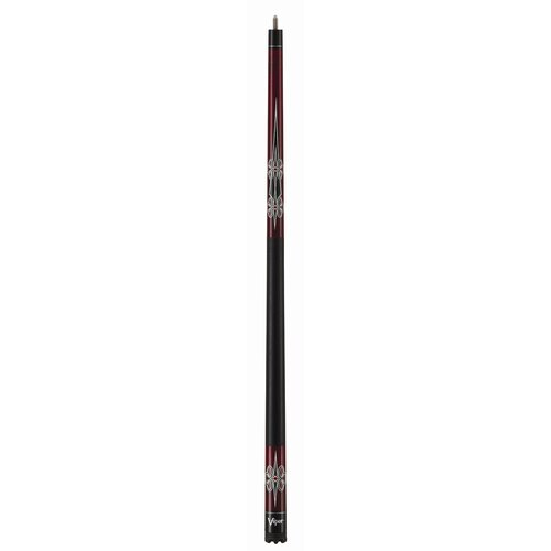 Viper Sinister Series Cue with Dark Brown Stain