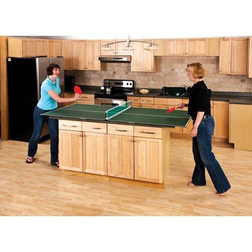 Portable Table Tennis Conversion Top