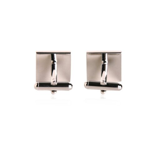 Cuff-Daddy Mother of Pearl Honeycomb Cufflinks in White