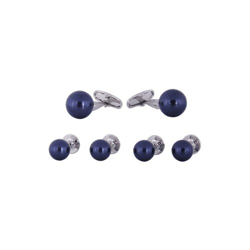 Formal Set in Eggplant Cultured Pearl with Swarovski Elements