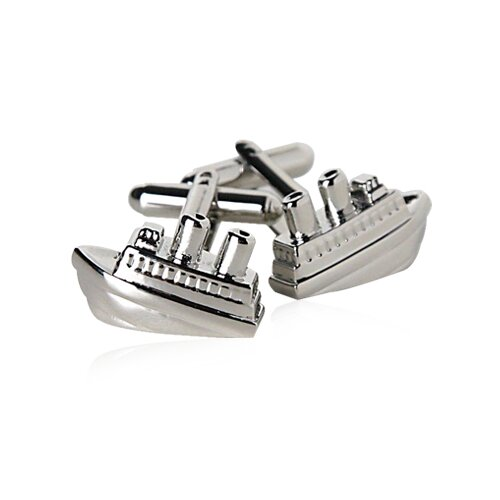 Cuff-Daddy Cruise Time Cufflinks