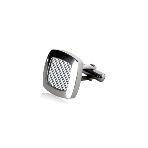 Cuff-Daddy Robust Light Carbon Fiber Cufflinks
