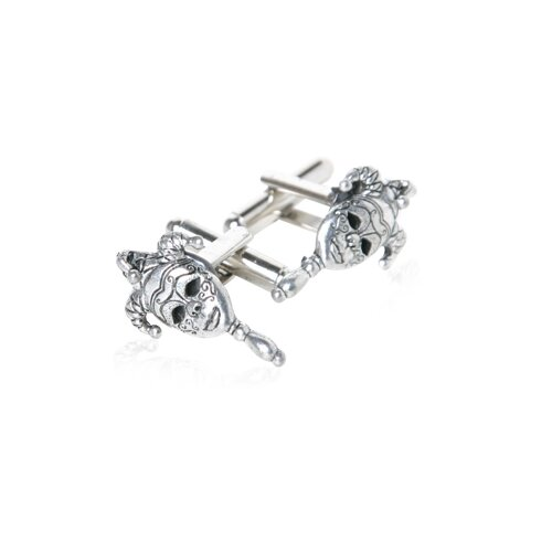 Cuff-Daddy New Orleans Mask Cufflinks
