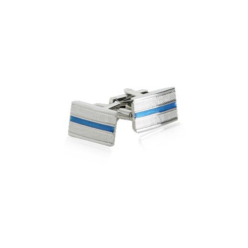 Unique Design Cufflinks in Blue