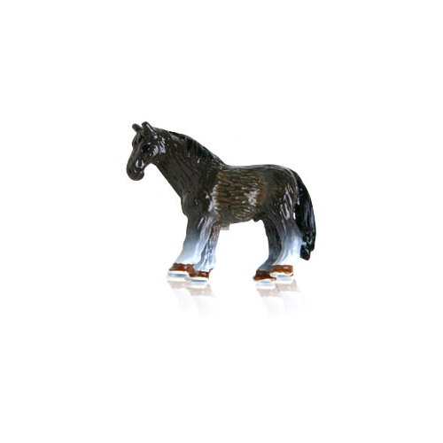 Safari Cufflinks Painted Horse Cufflinks