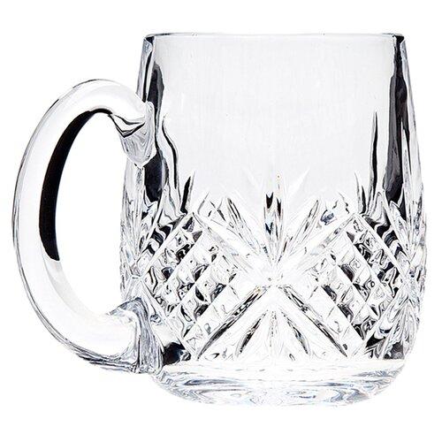 Godinger Silver Art Co Dublin Crystal Beer Mug