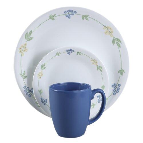 Livingware Secret Garden 16 Piece Dinnerware Set