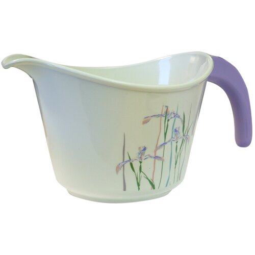 Coordinates 2 Quart Mixing/Batter Bowl with Shadow Iris Design