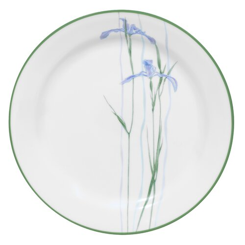 "Corelle Impressions 9"" Shadow Iris Plate"