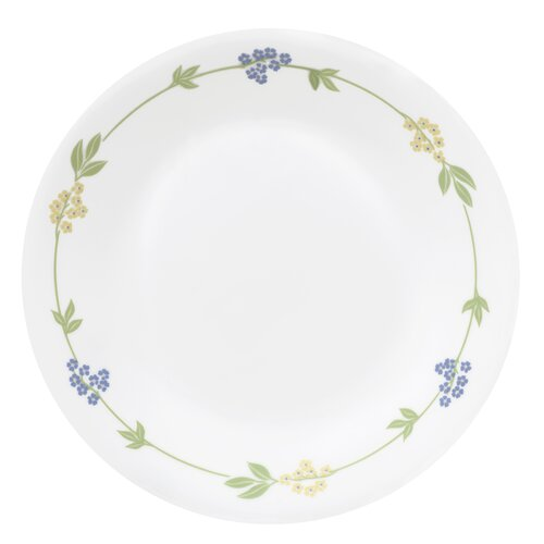 "Corelle Livingware 6.75"" Secret Garden Bread and Butter Plate"