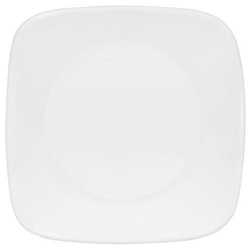 """Corelle Square 6.5"""" Round Plate"""