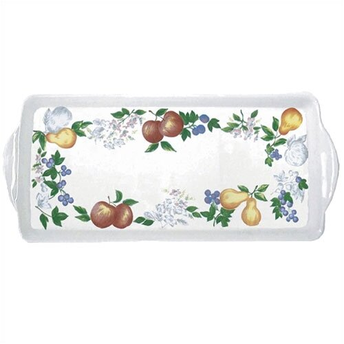 Corelle Chutney Rectangular Serving Tray