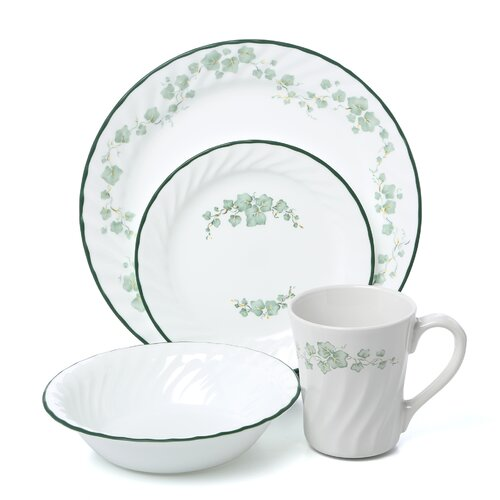 corelle impressions callaway sculptured 16 piece dinnerware set