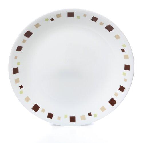 "Corelle Livingware 8.5"" Geometric Plate"