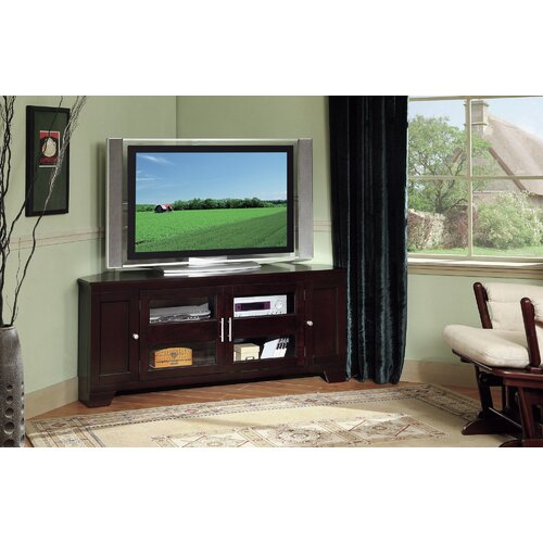 "Williams Import Co. 60"" Corner TV Stand"