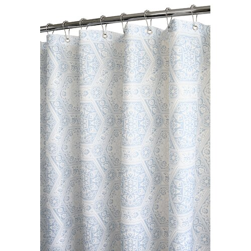 Watershed Prints Polyester Venetian Tiles Shower Curtain