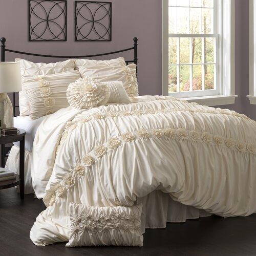 Darla 4 Piece Comforter Set
