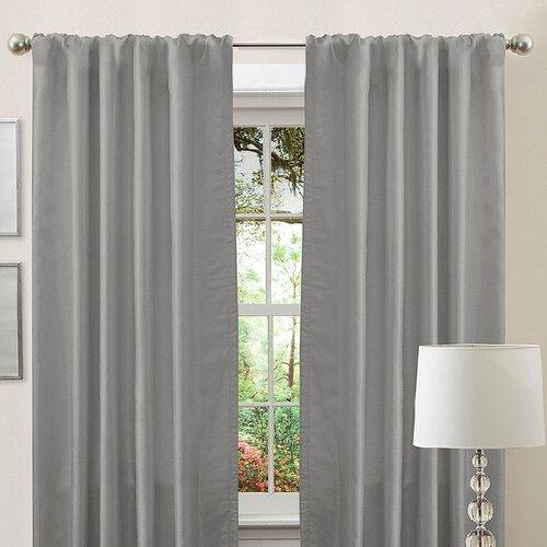 Special Edition by Lush Decor Venetian Rod Pocket Curtain Single Panel